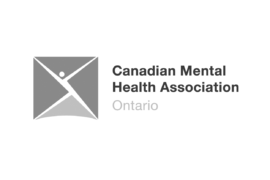 Logo of Canadian Mental Health Association Ontario