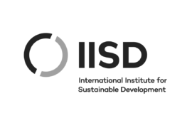 Logo of International Institute for Sustainable Development
