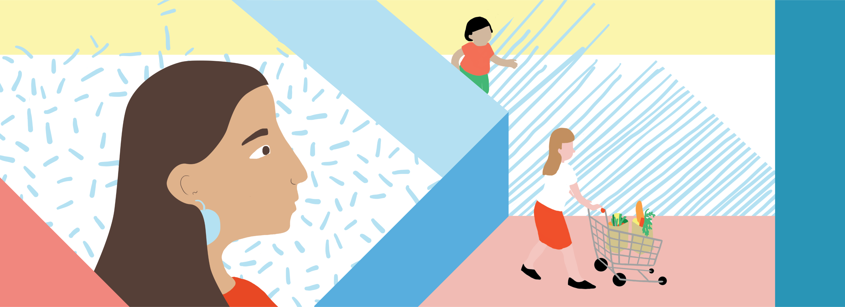 Illustration extracted from the cover the of Health Systems Scenarios report.