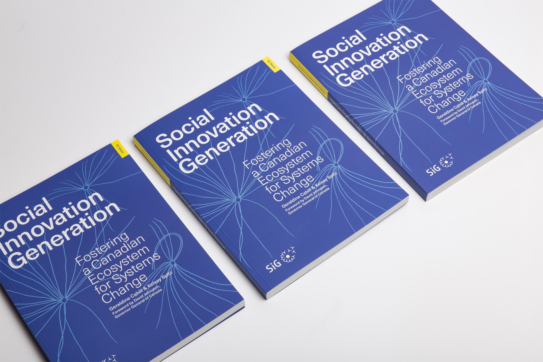 Series of Social Innovation Generation Books