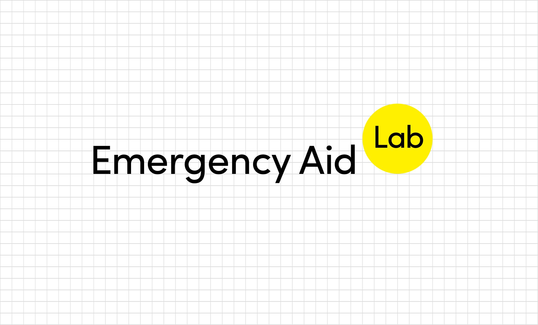 Emergency Aid Lab logo.